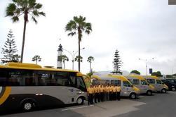 Traslado de salida privado: Hotel Lima a Aeropuerto