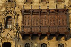 Excursión de medio día a las iglesias y balcones de Lima