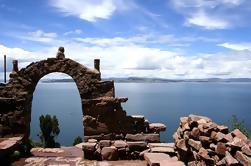 Crucero por catamarán en el Lago Titicaca y Sun Island desde Puno