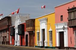Tour Combo Privado: Visita Trujillo, Museo Arqueológico, Templos del Sol y de la Luna, Huanchaco y Chan Chan