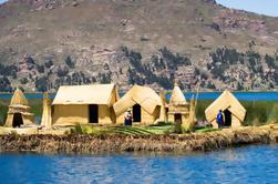 Excursão de um dia aos Uros e às Ilhas Taquile de Puno