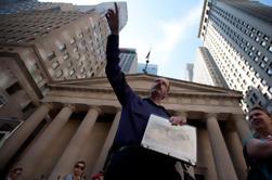 Nueva York y la crisis financiera de Wall Street
