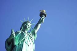 Tarde Visita de la Estatua de la Libertad con acceso a pedestal