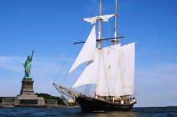 Estatua de la libertad Tall Ship Sailing Cruise