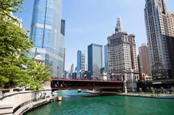 Chicago Riverwalk Parks and Architecture Segway Tour