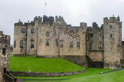 Borders e Alnwick Castle Tour de Edimburgo