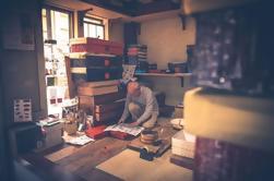 Excursión a pie para grupos pequeños en Tokio: Distritos de Ningyocho y Nihonbashi