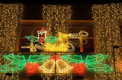 Tour Privado: Tour Tradicional Black Cab de las Luces de Navidad de Londres