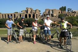 Roma en una excursión de un día por la bicicleta eléctrica