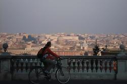 Tour panorámico de bicicleta eléctrica de Roma