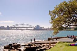 Pequenos grupos de Sydney City Tour com luxo Sydney Harbour Cruise
