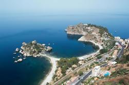 Excursión a la costa de Taormina: Acireale, Catania y Cyclops Riviera