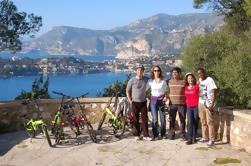 Riviera Francesa Tour de bicicleta eléctrica desde Niza