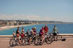 Excursión en bicicleta por la ciudad de Niza