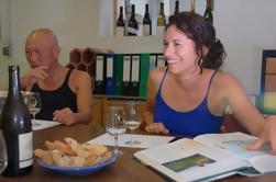 Degustación de vinos ecológicos en Niza