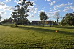 2-Day High Country Farm séjour incluant Canberra Tour de Melbourne ou Sydney