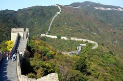 Día de Mutianyu Gran Muralla y Ciudad Prohibida desde Beijing