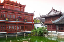 Private Tour: Yuyuan Garden, Chenghuangmiao Temple and Taobao City Market