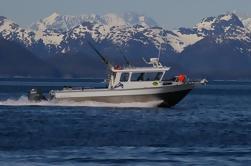 Juneau Shore Ausflug: Private Fishing Trip