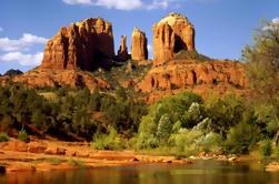 Gran Cañón a través de Sedona y Navajo Reservación