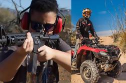 ATV y Shooting Combo durante 3 horas