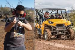 Sonoran Desert UTV Off-Road y Aventura de Disparos Combo