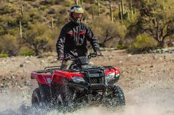 Excursión guiada de 2 horas al desierto de Arizona por ATV