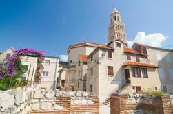 8 jours de la côte de la Dalmatie indépendante à partir de Split