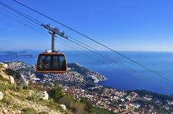 Combo de Dubrovnik: Recorrido en tranvía y recorrido por la ciudad vieja