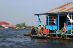 Tour du petit groupe Tonle Sap