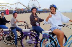 Visite privée de Santa Monica par Electric Bike