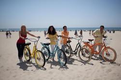 Tour de vélo électrique de Santa Monica et Venice Beach