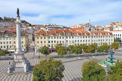 Passeio a pé guiado em Lisboa