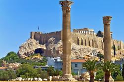 Excursión a la costa de Atenas: Excursión privada a la ciudad y visita a la Acrópolis