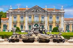 Excursión de un día a los palacios reales de Sintra desde Lisboa: Palacio de Queluz, Palacio de la Pena y Parque de la Pena