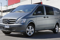 Malaga Airport: Cadiz Jerez Chiclana and Rota Private Arrival Transfer