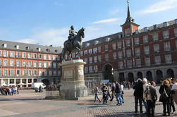 Madrid attraverso i secoli Walking Tour