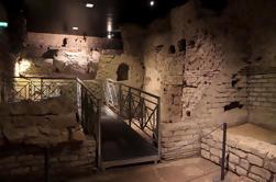 Nápoles Arqueología subterránea y subterránea