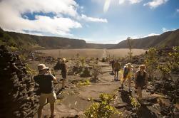Kilauea Caminata y Resplandor de Hilo