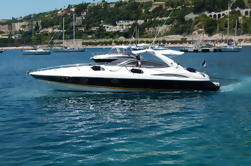 Cannes Shore Excursion: Yate de lujo privado