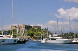 Excursión Costa de Cannes: Cannes y Antibes