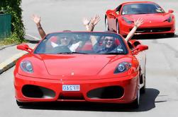 Villefranche Shore Excursion: Experiencia Ferrari