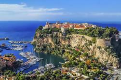 Villefranche Excursión: Mónaco y Eze