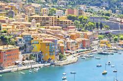 Villefranche Shore Excursion: Mónaco y Eze Tour