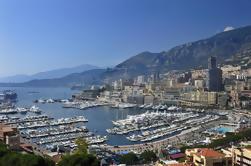 Mónaco Privado, Èze y Tour Turístico de La Turbie