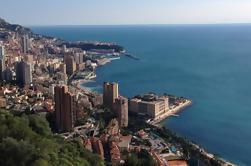 Excursión de un día a Eze y Monaco Monte-Carlo desde Niza