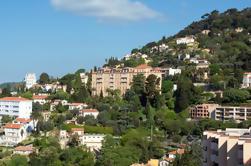 Villefranche Excursión: Grasse y Niza