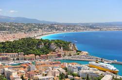 Villefranche Shore Excursion: Tour de comida de Niza
