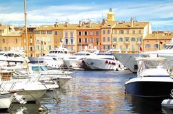Cannes Shore Excursion: Excursión de un día a St Tropez