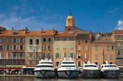Villefranche Shore Excursion: Excursión de un día a St Tropez